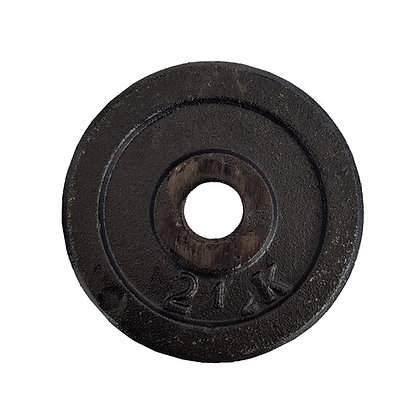 Disco de Fundición de 2,5kg para Pesas