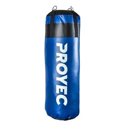 Bolsa de Boxeo Proyec 90cm con Relleno