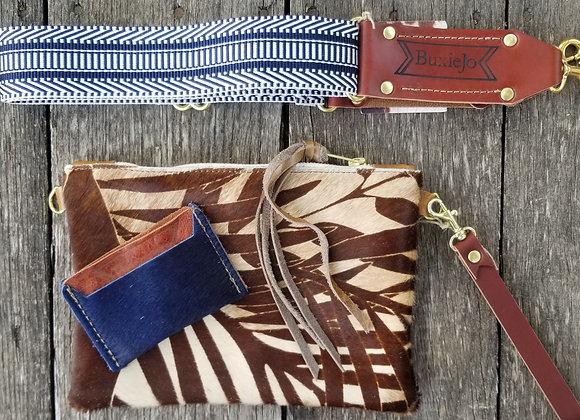 Premium curated set - Punalu'u Tropical Stout, Fancy Strap, & Speer wallet