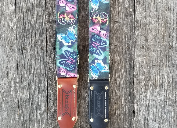 Fancy strap-camo/butterfly