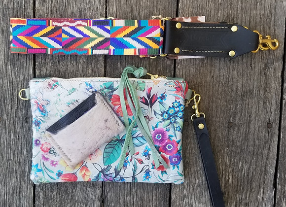 Premium curated set - Wildflowers Stout, Fancy Strap, & Speer wallet