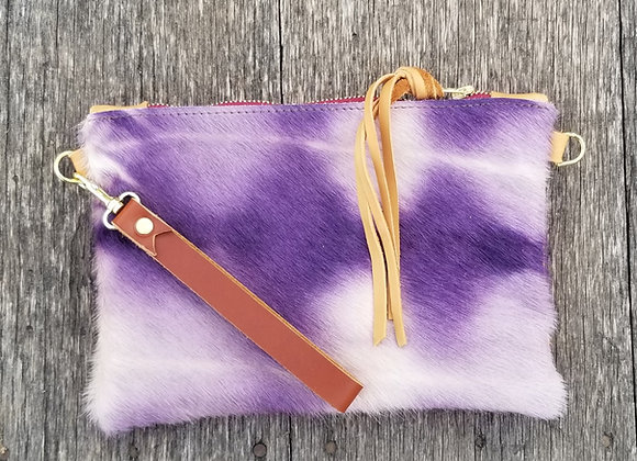 Wholesale The Stout - Shibori Violet and Tan
