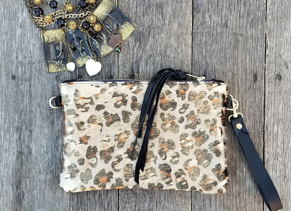 The Stout - Gold Leopard