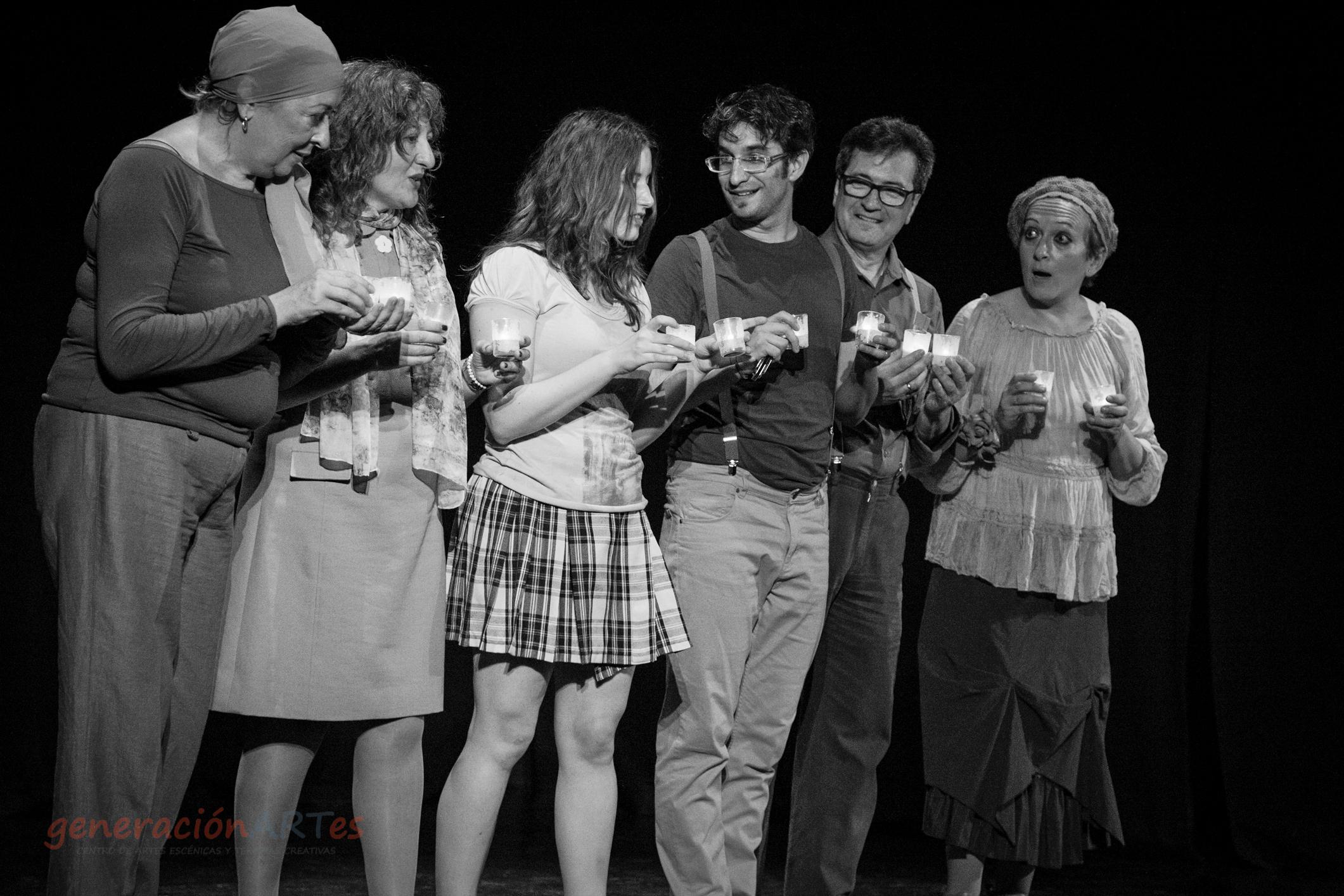 Curso Teatro Poético y Pantomima