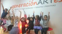 cursos niños teatro alcala