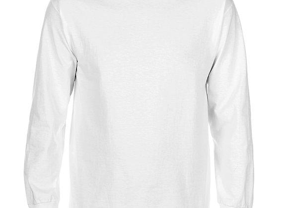 White AlStyle AL1304 T-Shirt