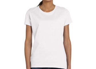 White Fruit Of The Loom L3930R T-Shirt