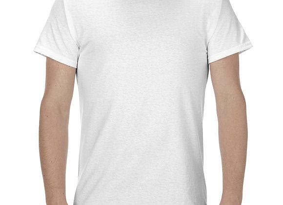 White AlStyle AL1901 T-Shirt