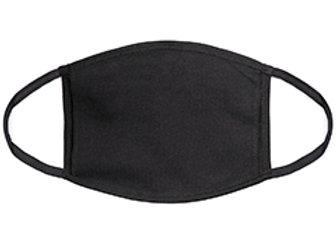 Black Burnside P100 Imprint Printing Masks