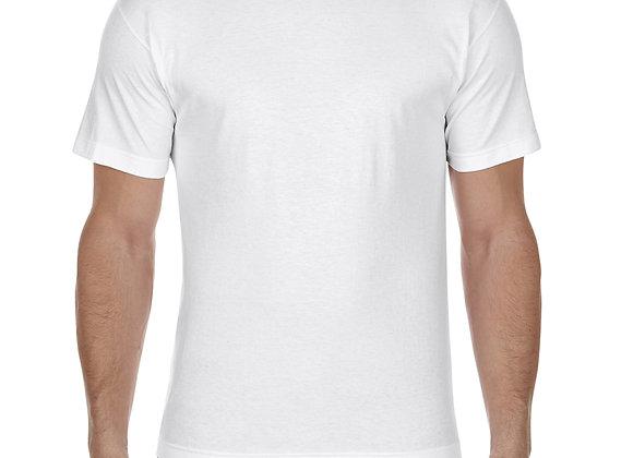 White AlStyle AL1301 T-Shirt