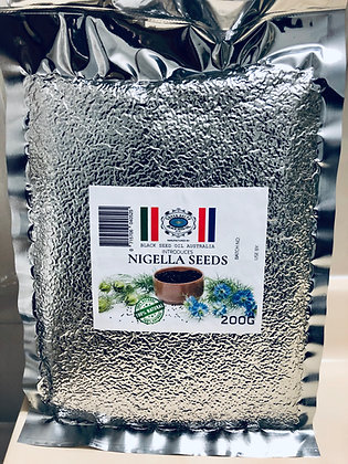100% Natural Nigella Seed 200G/400G/1KG