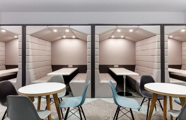 Commercial Office Design, London