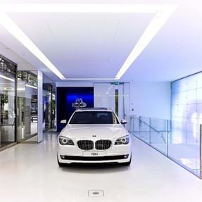 BMW Park Lane, London