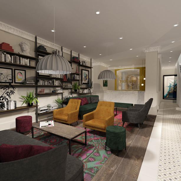 Princes Square Hotel, London