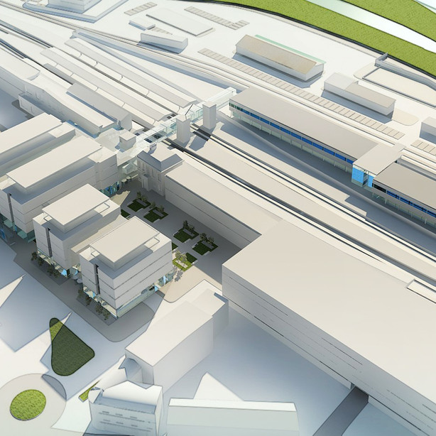 Network Rail, UK