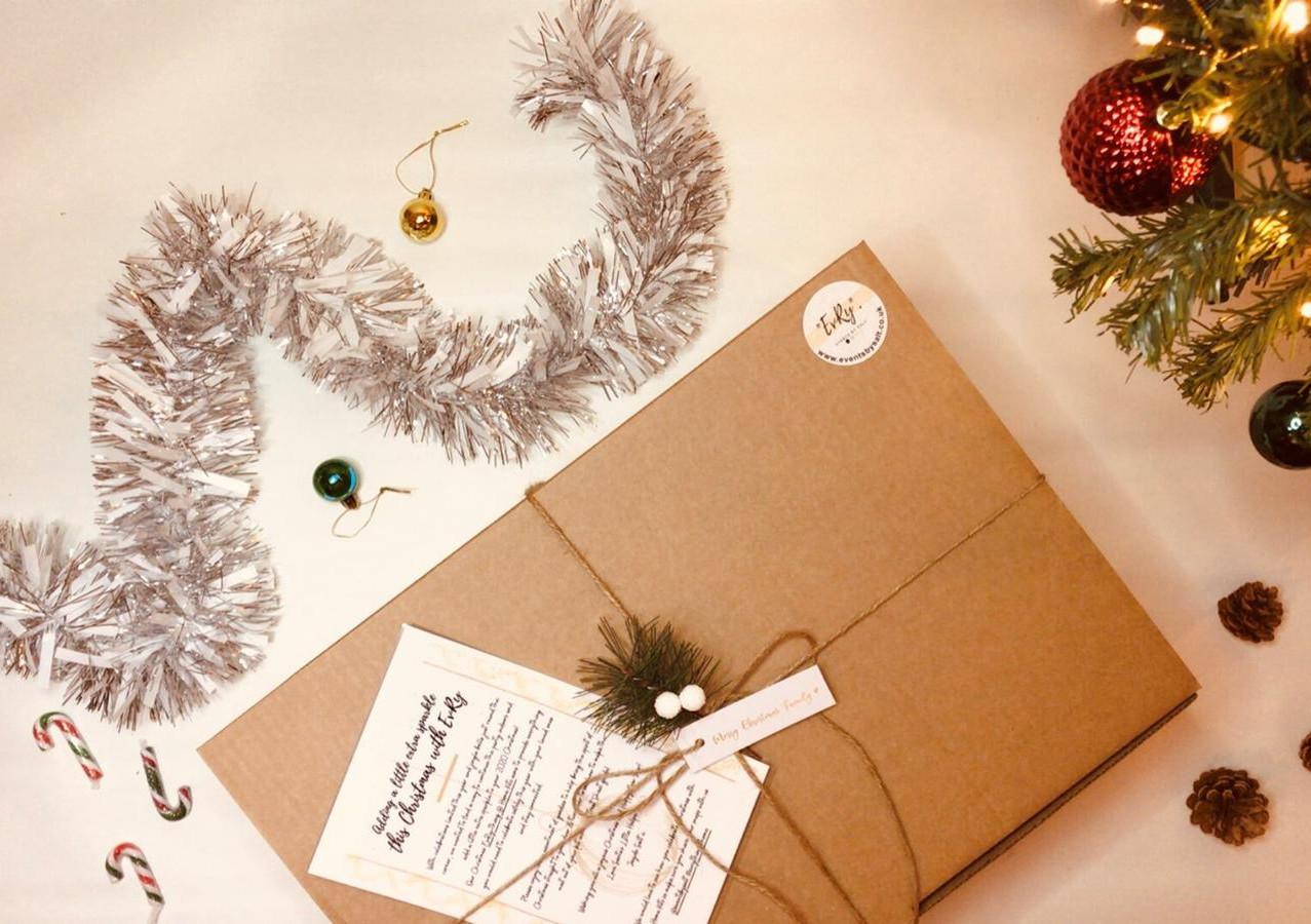 6ecEvRy-thing @ Home - Christmas Kit