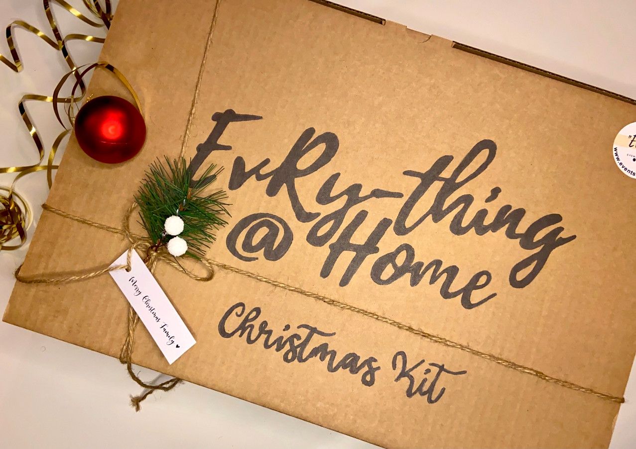 EvRy-thing @ Home - Christmas Kit