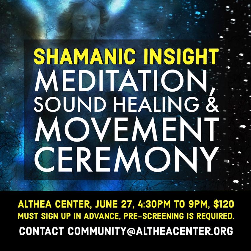 Shamanic Insight!