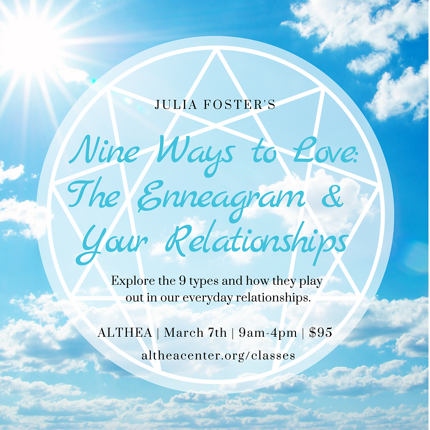 Nine Ways to Love—The Enneagram and Your Relationships