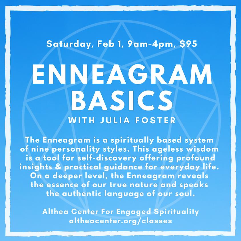 Enneagram Basics with Julia Foster