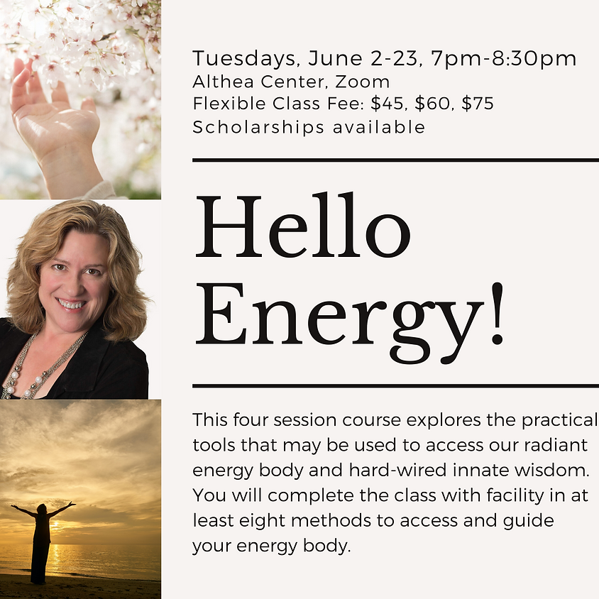 Hello Energy! Four-Session Course