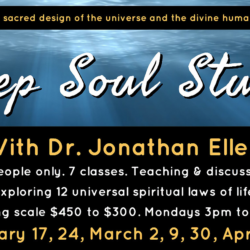 Deep Soul Study with Dr. Jonathan Ellerby