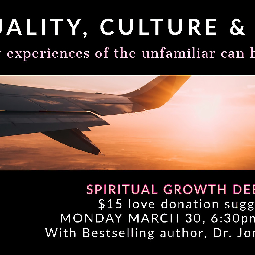 Spirituality, Culture, & Travel with Jonathan Ellerby