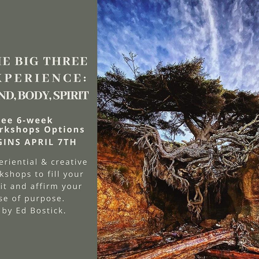 The Big Three Experience: Body, Mind & Spirit