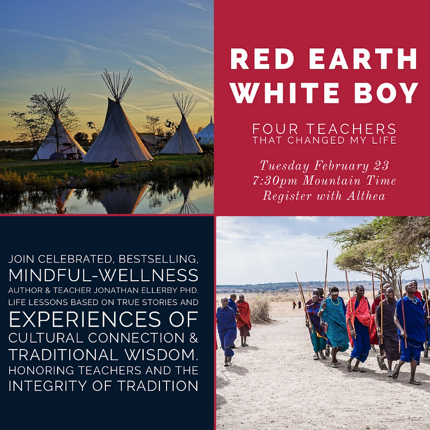 Red Earth White Boy with Jonathan Ellerby, PhD