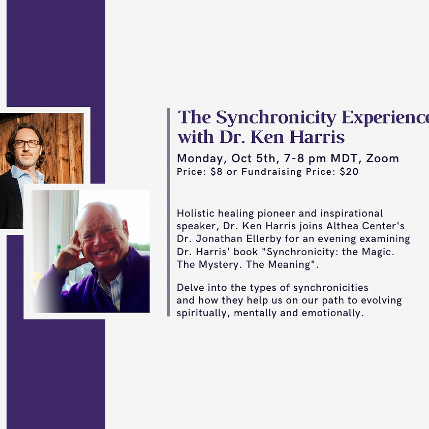 The Synchronicity Experience with Dr. Ken Harris