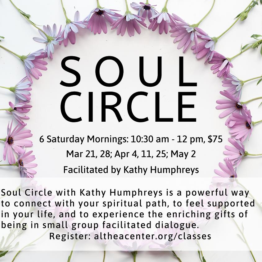 Althea Soul Circle with Kathy Humphreys