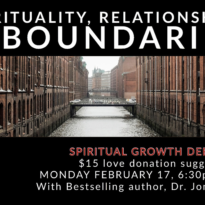 Spirituality, Relationships, & Boundaries with Jonathan Ellerby