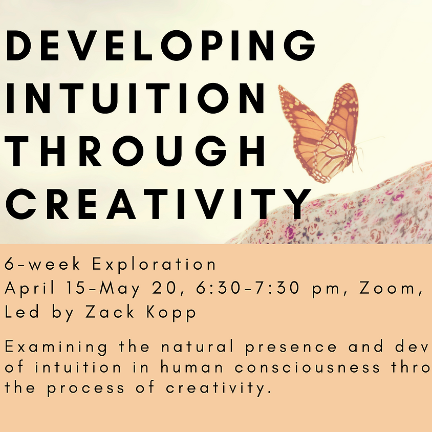 Developing Intuition Through Creativity