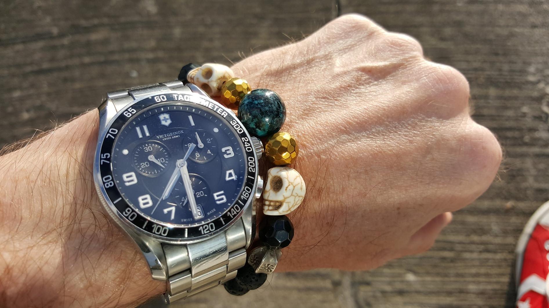 ROCKSTAR Feel the Beads bracelet by CPH´ATTITUDE Jewelry