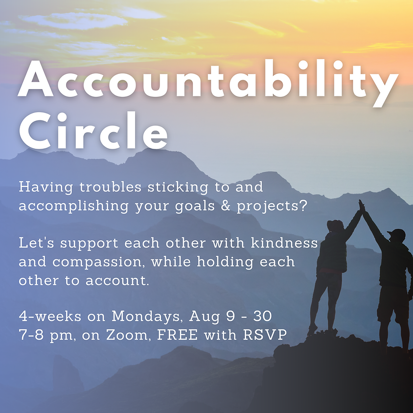 Accountability Circle