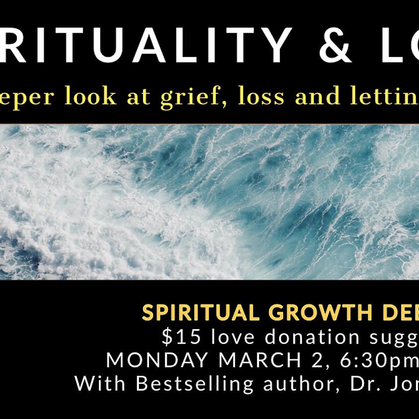 Spirituality & Loss with Jonathan Ellerby
