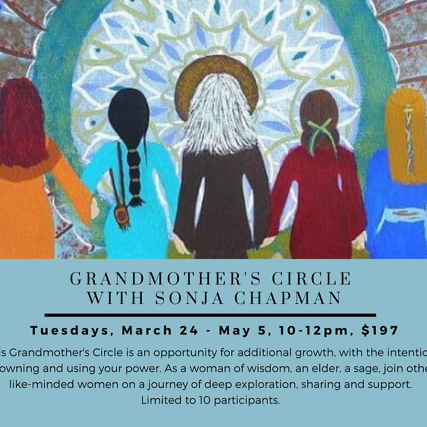 Grandmother's Circle with Sonja Chapman