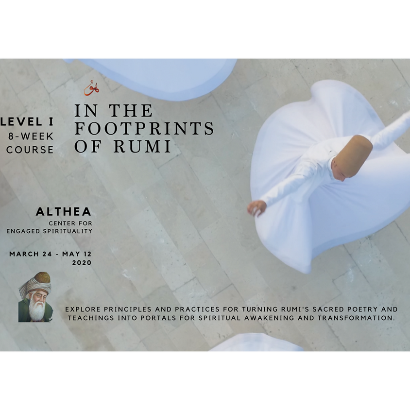 In the Footprints of Rumi, Level I -Split Payments