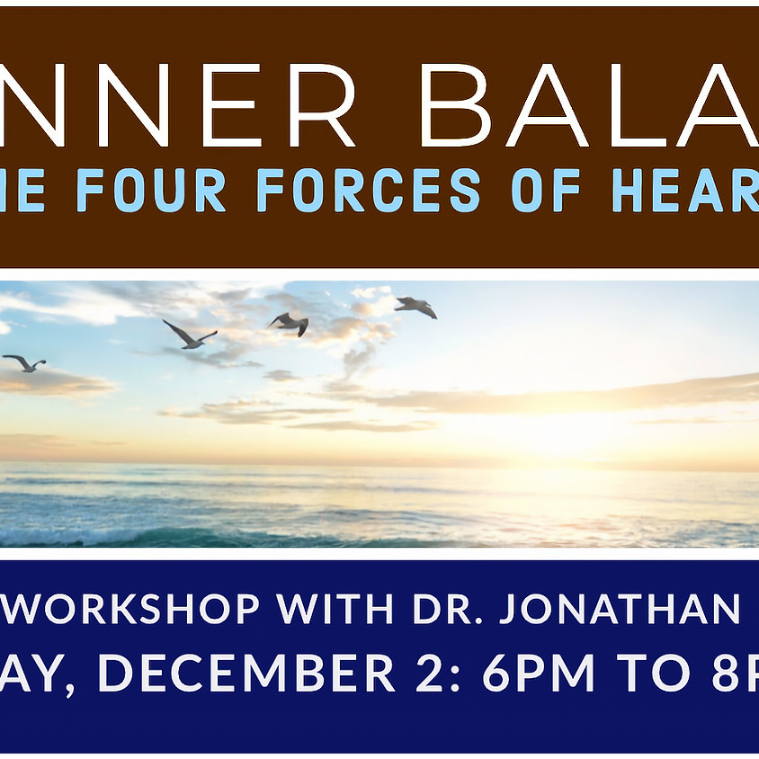 Inner Balance: The Four Forces of Heart & Soul