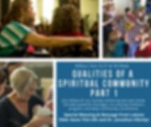 Sunday Service Spiritual Community