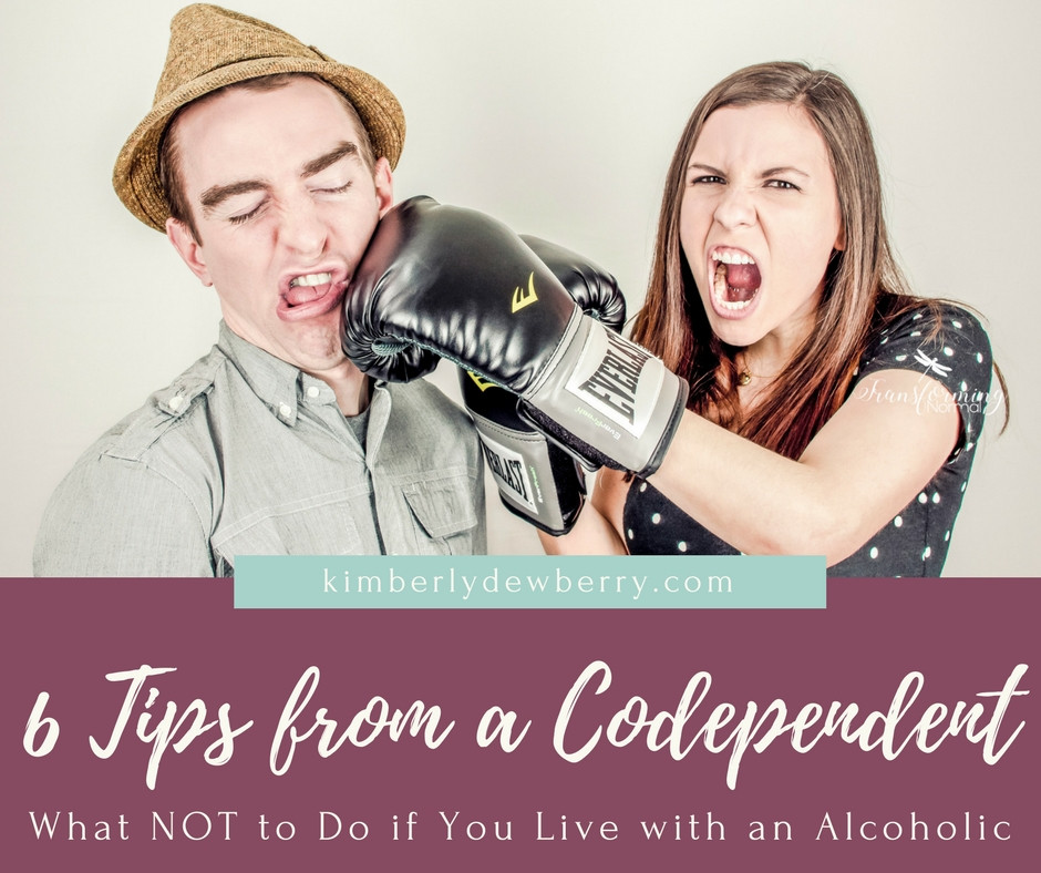 What NOT to Do if You Live With an Alcoholic
