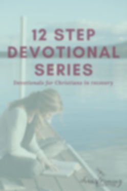 12 Step Devotional Series
