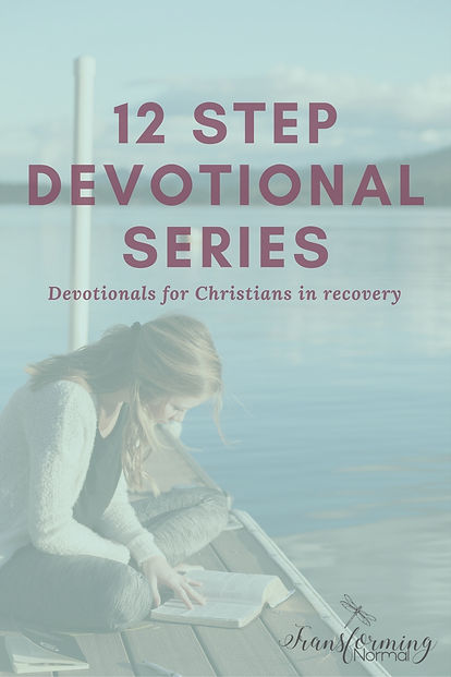 12 Step Devotional Series
