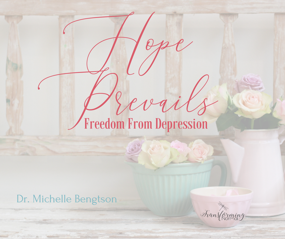 Hope Prevails - Freedom From Depression