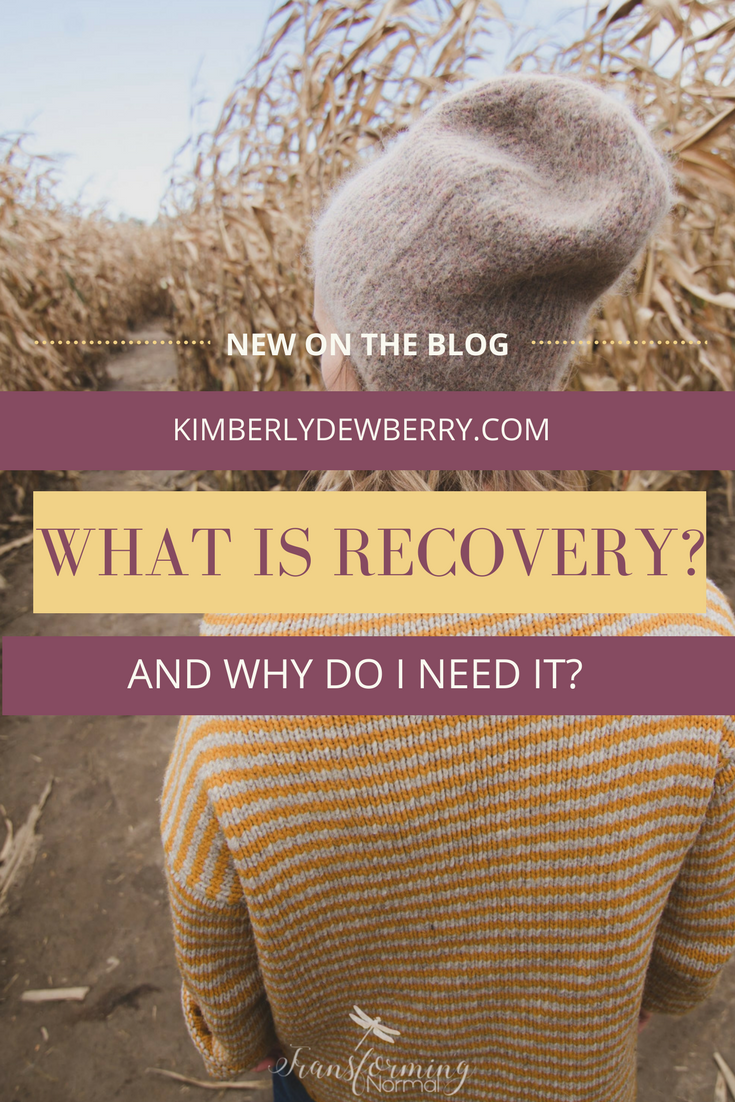 What is Recovery? PIN
