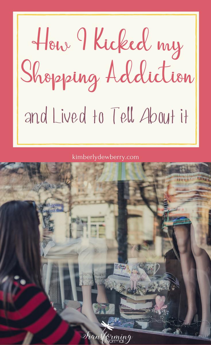 Shopping Addiction PIN