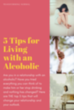 5 Tips for Living with an Alcoholic