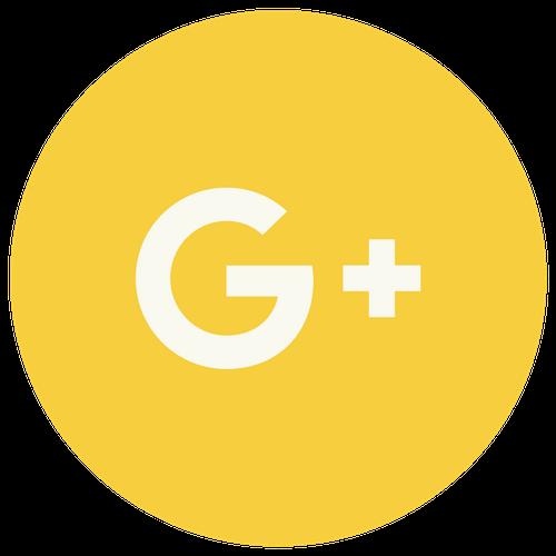 Google Plus Icon - TN 1