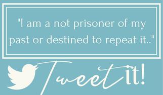 Prisoner of the past Tweet