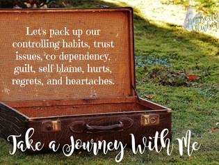 Week One-Devotional Series-Take a Journey With Me